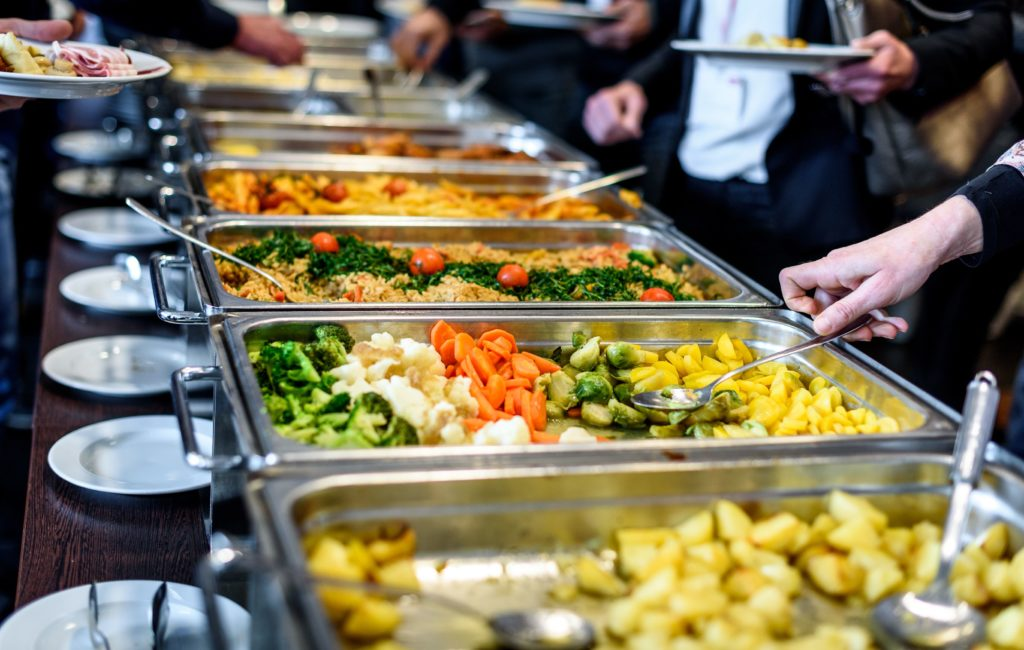 Meal Times at My Delta Care Catering Services | My Delta Care