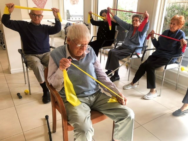 GROUP AGED CARE ACTIVITIES Aged Care Activities & Lifestyle Programmes | My Delta Care