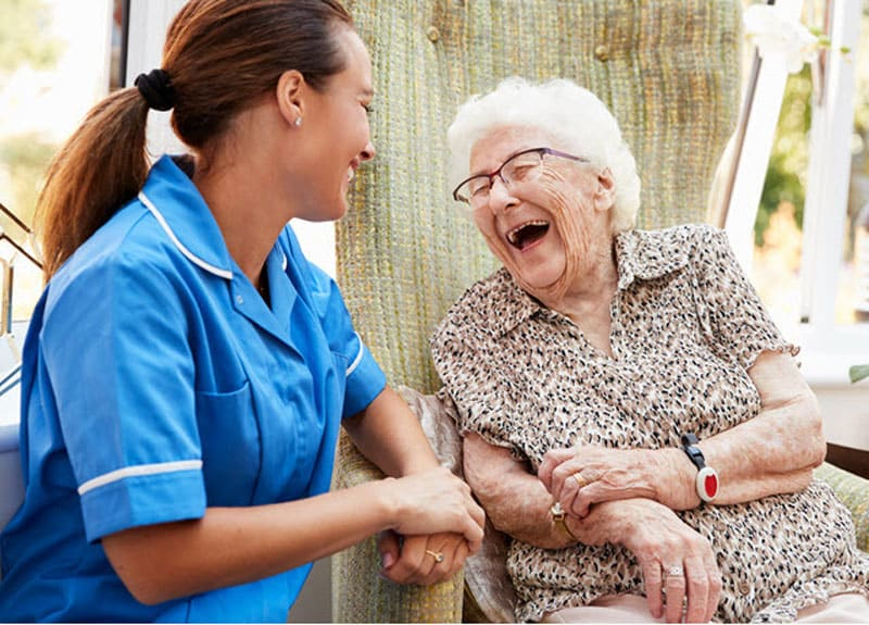 Residents & Relatives Meeting Aged Care Activities & Lifestyle Programmes | My Delta Care