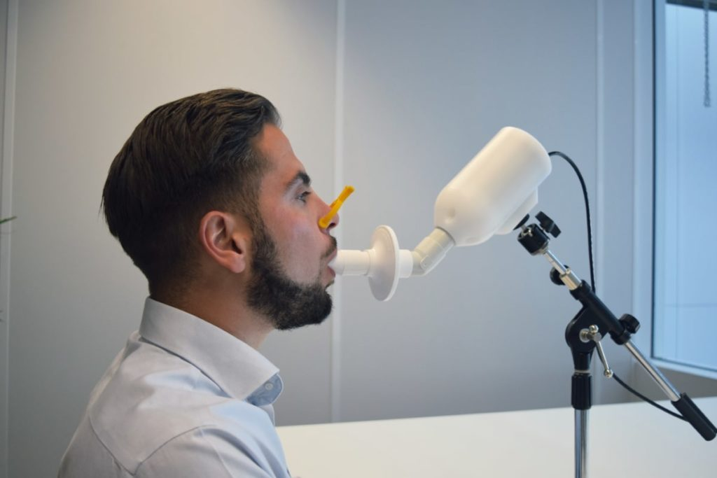 How Does the Test Work COVID-19 'Breath Test' Development | My Delta Care