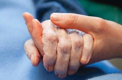 Tell-tale Signs of Nearing Death Stages of Dementia Before Death   My Delta Care