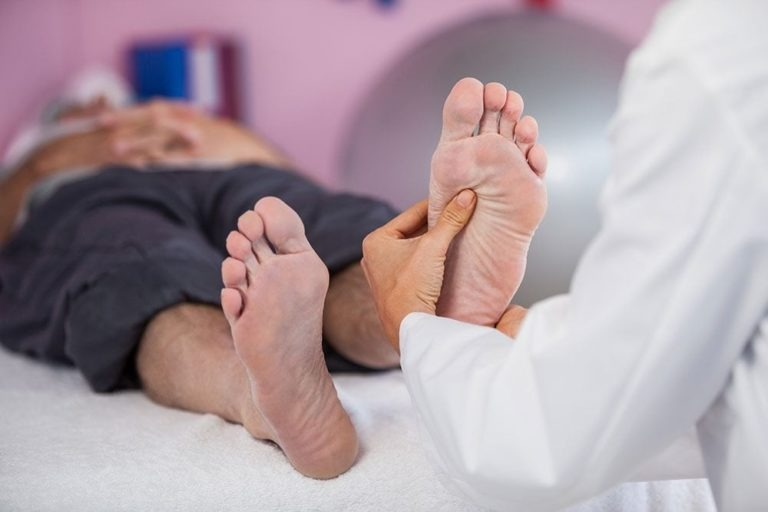 Unbalanced Foot Pressure Aged Care Podiatry Services | My Delta Care