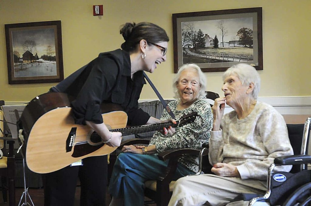 What Type of Music is Best for Dementia Music Therapy | My Delta Care