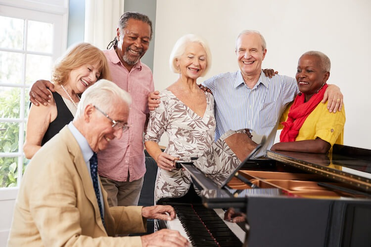 What are the Benefits of Music Therapy for Seniors with Dementia | My Delta Care
