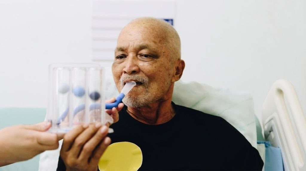 Will the aged seniors benefit from this test COVID-19 'Breath Test' Development | My Delta Care