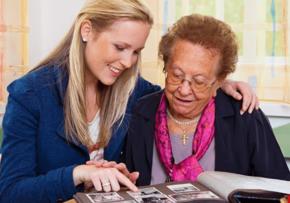 What happens in the later stages of dementia?   My Delta Care