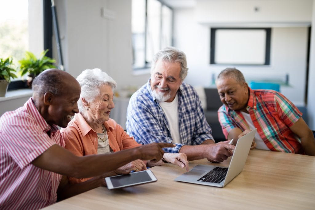 Why Seniors Need Tech and Internet Free Tech and Internet Help for Seniors | My Delta Care